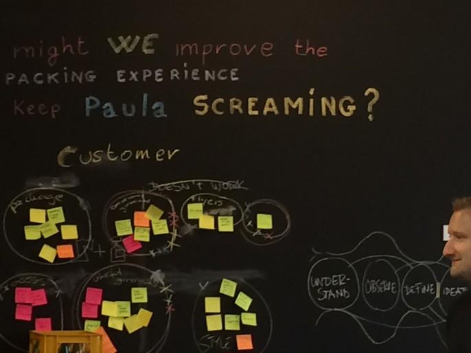 Zalando: Das neue große Kundenzufriedenheitsprojekt - Den digitalen Wandel anpacken - oder einpacken