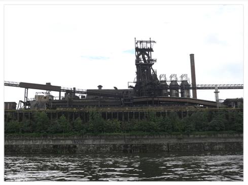 Industrieruinen in Frankreich: Deindustrialisierung beschleunigt sich - das Land verliert sein wirtschaftliches Herz