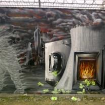 Die grauen Rauchmänner waschen Schwarzgeld und verbrennen die Ersparnisse
