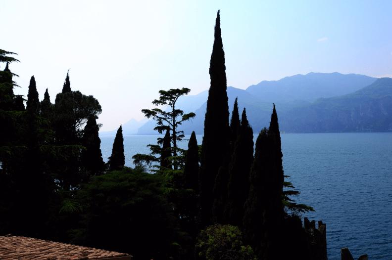 Bergwanderin und Hungern - das geht. Rückblick auf verlorene Kilos am Gardasee