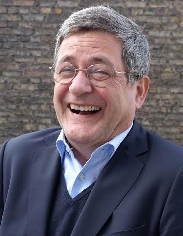 Roland Tichy hat seinen Job verloren, aber nicht sein Lachen