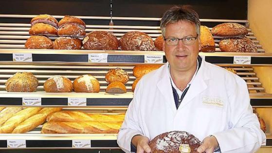 """Bäcker Kotter: """"Wir zahlen hohe Löhne, fleißig Steuern, alle Sozialabgaben. Brot und Semmeln verkaufen – ist das jetzt schon kriminell?"""""""