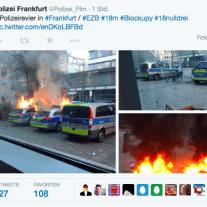 Blockupy Frankfurt 18.03.2015