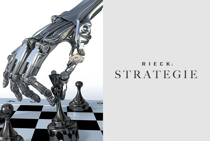 (Bild: Robot plays chess, © Inok, Fotolia