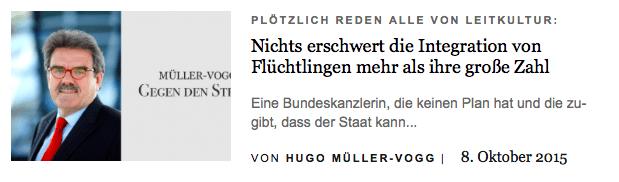Hugo Müller-Vogg