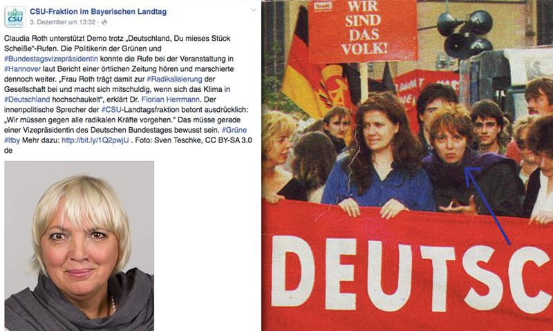 kolumnen bettina roehl direkt fragile demokratie deutschland mieses stueck scheisse
