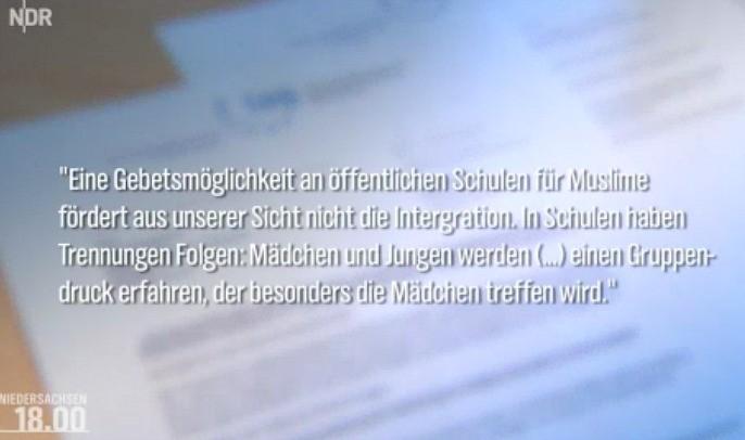 Quelle: Screenprint NDR Mediathek