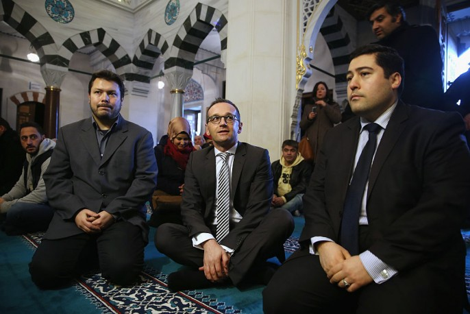 Berlin Mosque Outspoken Against Paris Attack