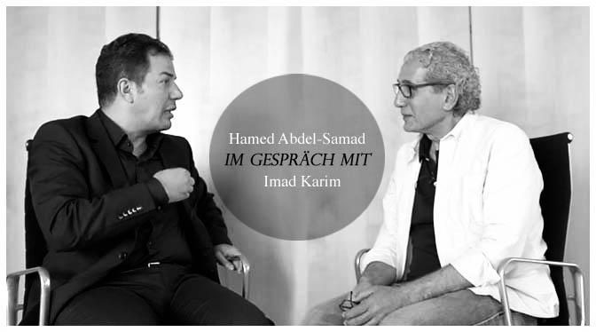 Hamed Abdel-Samad und Imad Karim sprechen gegen Islamisierung und Islam-Verbände - Tichys Einblick
