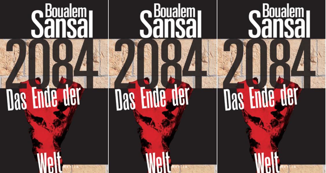 """Friedenspreisträger Boualem Sansal und sein neues Buch """"2084 -Das Ende der Welt"""" - Tichys Einblick"""