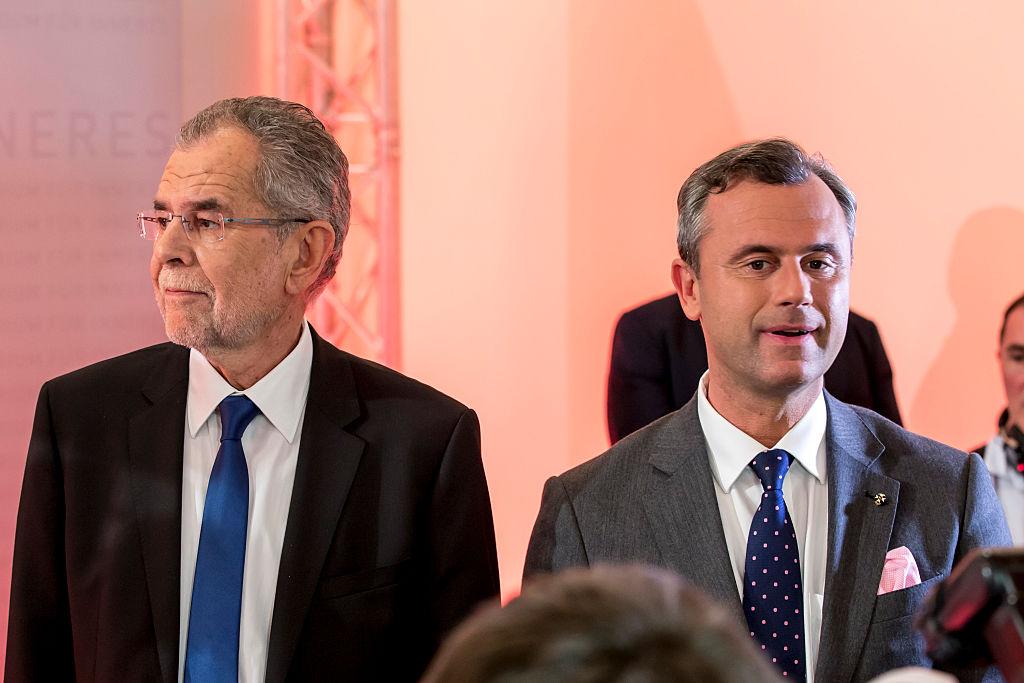 präsidentschaftswahl in österreich