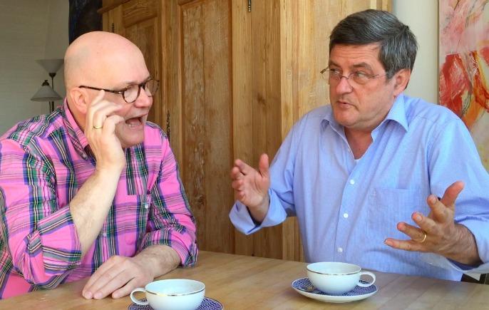 Das Morgengrauen: Heraus mit dem Pflasterstein zum 1. Mai! - Tichys Einblick