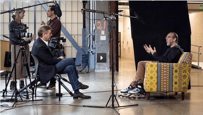 Schöne neue Welt - Claus Kleber im Silicon Valley - Tichys Einblick