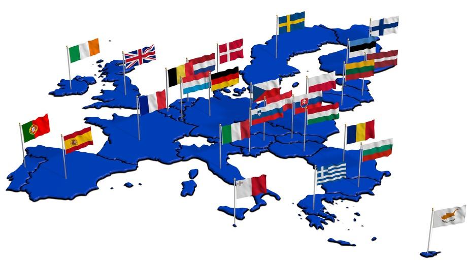 Europa hat die Farbe gewechselt - Tichys Einblick