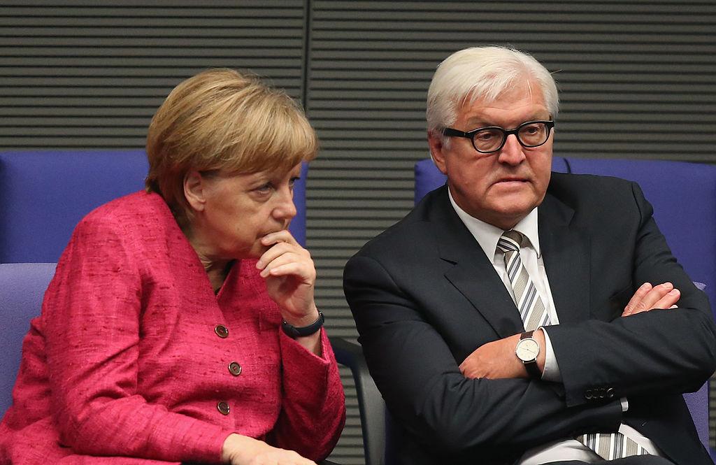 Steinmeier bewirbt sich als Kanzlerkandidat - Tichys Einblick
