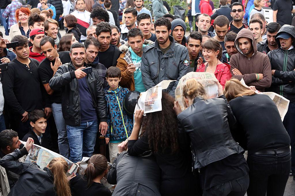 Flüchtlingskrise: Warum ich nicht helfe - Tichys Einblick