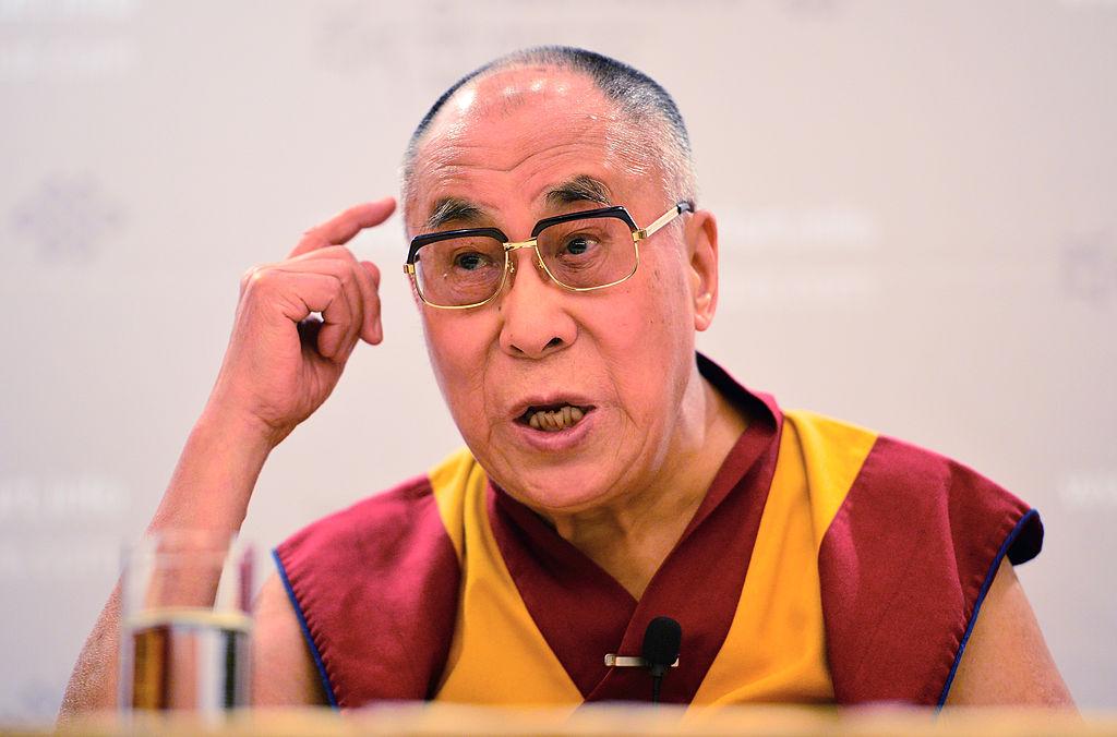 Om - wie enttäuscht ist die Bundeskanzlerin vom Dalai Lama? - Tichys Einblick