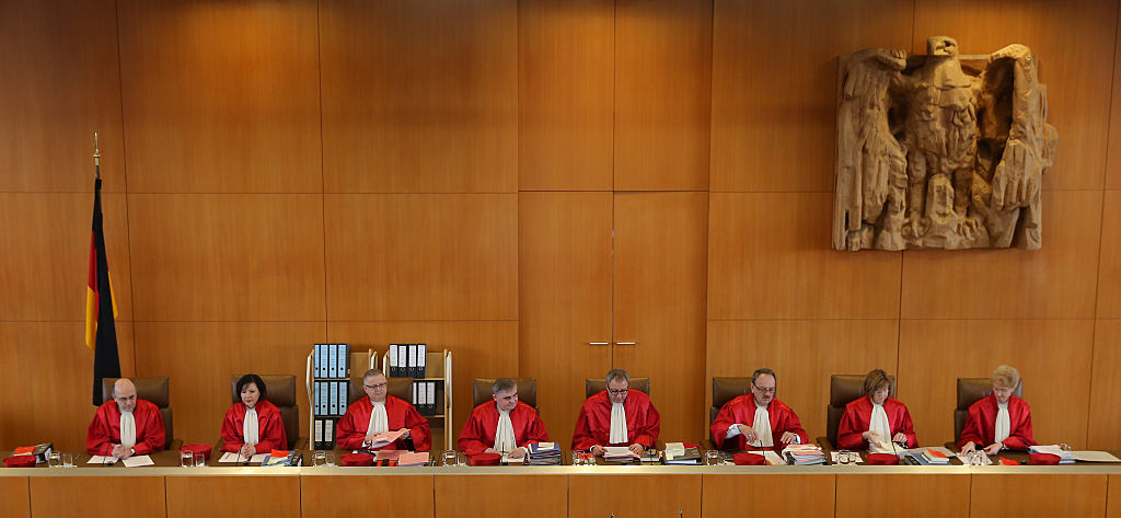 EZB-Anleihenkäufe: Das Verfassungsgericht winkt durch - Tichys Einblick