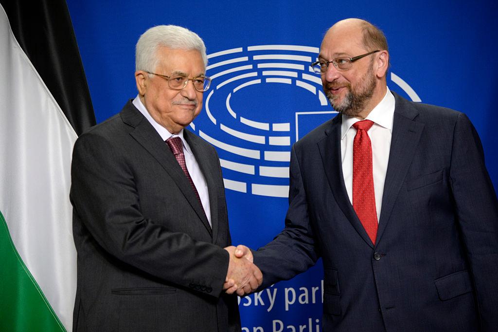 Araber Abbas macht auf Anti-Zionismus – und die EU jubelt - Tichys Einblick