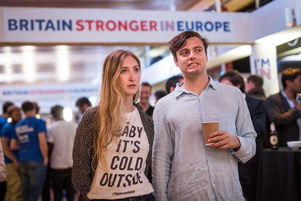 Brexit: Von Mut, Zuversicht - Bevormundung und Angst - Tichys Einblick