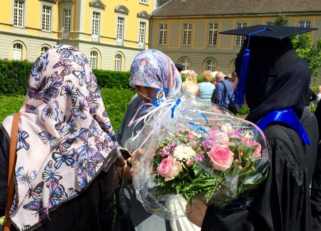 Hidschab_Bonn