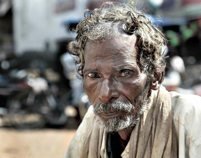 Unberührbare Indien