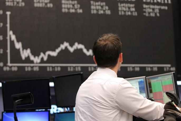 Markets Remain Volatile At Frankfurt Stock Exchange