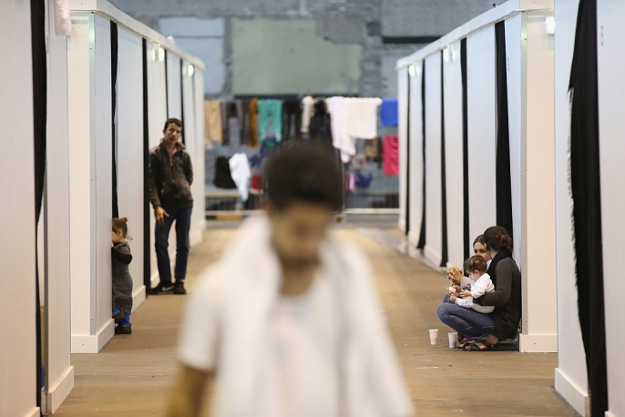 Tempelhof To Expand Refugee Housing