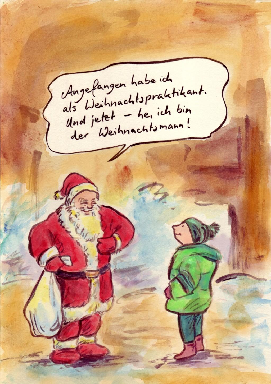 weihnachtskarriere