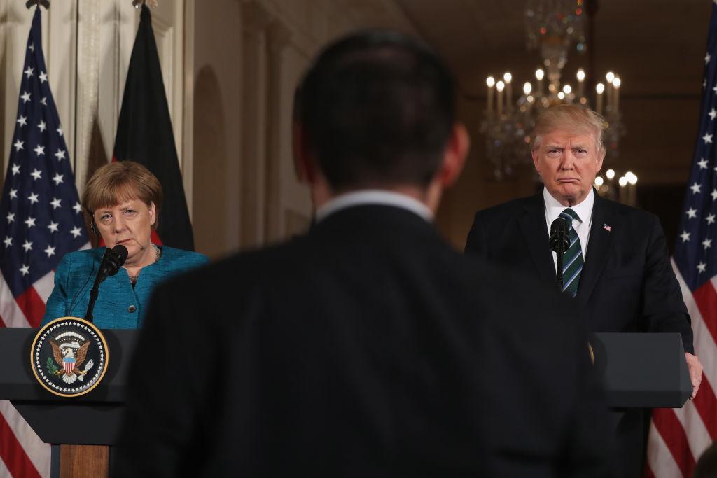 Pleite - Was Merkel von der Trump-Expedition mitbringt
