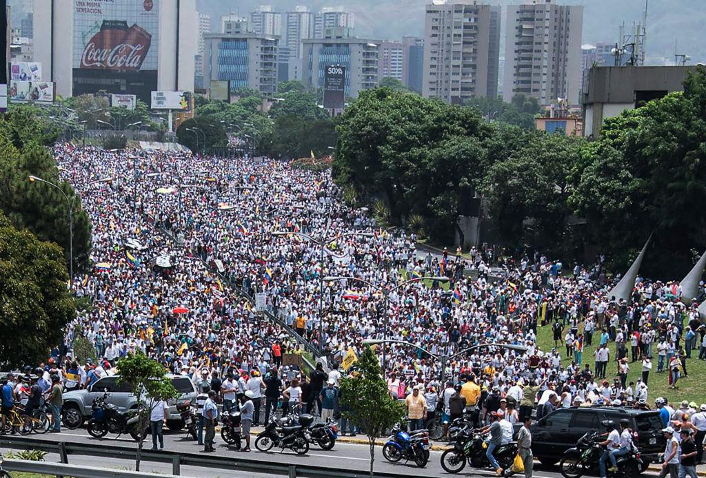 Venezuela - Sozialismus am Abgrund