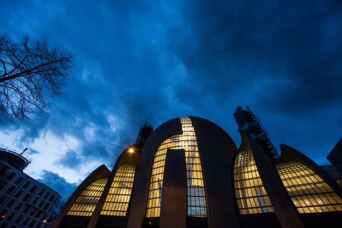 Bei der Berliner AfD gehört der Islam nur kurz zu Deutschland