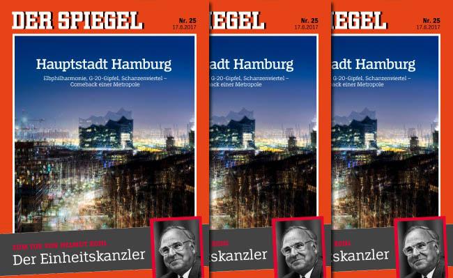 Der spiegel nr 25 hauptstadt hamburg for Der spiegel redakteure