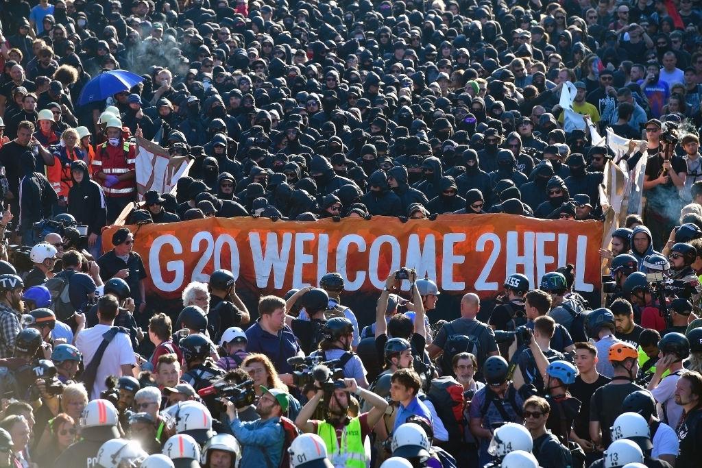 Bildergebnis für g20 hamburg