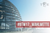 TE-Wahlwette zur Bundestagswahl 2017
