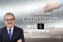 Merkel muss weg? Jede Stimme für AfD (und Linke) verhindert genau das
