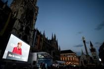 Die Trillerpfeife als Wahlkampf-Symbol