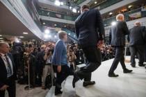 Merkel-Dämmerung