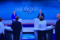 TV-Duell Merkel/Schulz: Fazit: Eine schreckliche Veranstaltung