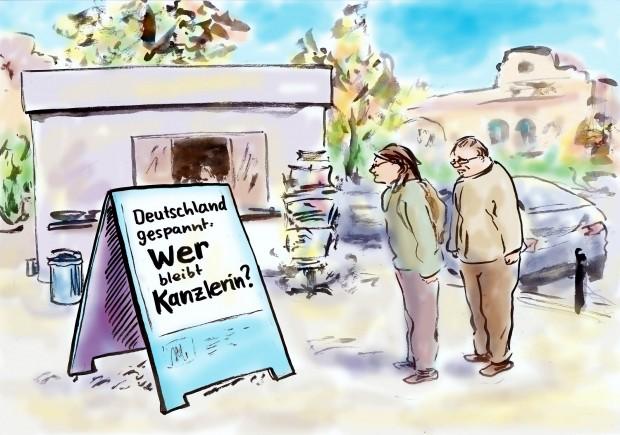 Bundestag stellt fest: Grenzöffnung 2015 war illegal