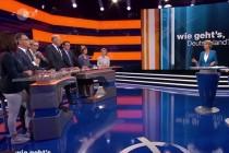 Slomka ist Partei statt Moderatorin, Maas und Scheuer schließen die Reihen