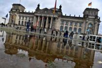 Der Bundestag bekommt einen Aha-Graben