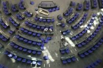 Der AfD blüht im Bundestag ein frostiger Empfang