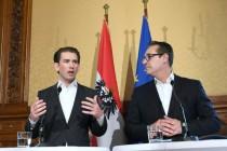 Türkis-blaue Koalition in Österreich will Obergrenze kippen