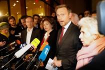 FDP: Merkel hat nur grüne Forderungen erfüllt