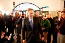 Medien lassen ihre Wut an Lindner aus