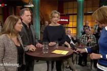 Im WDR bei Böttinger: Sexismusdebatte mit Burmester und Kelle
