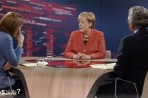 Merkel und Medien