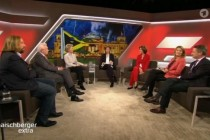 Maischberger extra: Glück gehabt, dass Jamaika nix wurde?