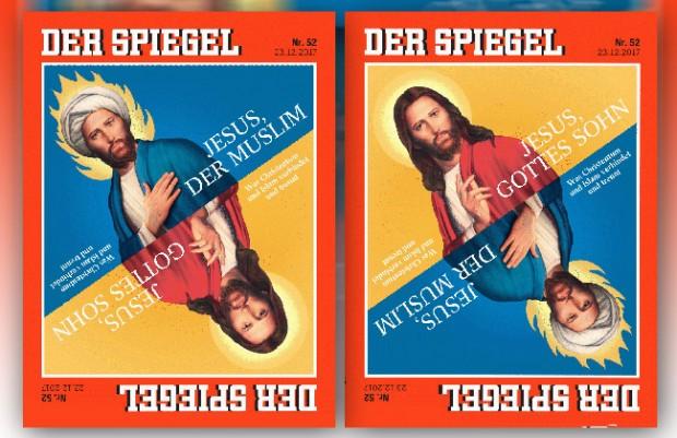 Der spiegel nr 52 jesus gottes sohn jesus der for Spiegel jesus
